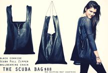 Bags & Stuff / by Tina Lines