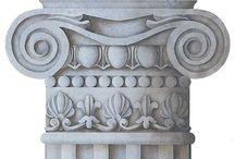 Roma columns