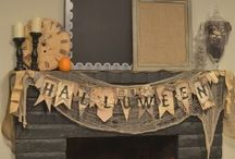 20 Halloween and Autumn Fireplace Ideas Mix Up / 20 Halloween and Autumn Fireplace Ideas Mix Up