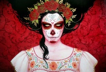 Day of the Dead / Day of the Dead (Spanish: Dia de los Muertos) is a Mexican holiday celebrated throughout Mexico and around the world in other cultures. The holiday focuses on gatherings of family and friends to pray for and remember friends and family members who have died. It is particularly celebrated in Mexico, where it is a national holiday, and all banks are closed. The celebration takes place on November 1... BonExpose: http://bonexpose.com/day-of-the-dead/ / by Bon Expose