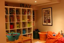 Playroom / by Alison Coyle