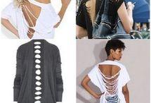 recyklace oděvů