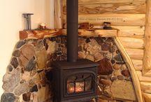 Pellet & wood stoves ideas