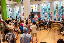 Memorial Day 2016 at UNIQLO / Bluegrass bands, balloons, cotton candy and more… It's officially summer at UNIQLO