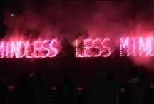 Fireworks / Firework art and performance