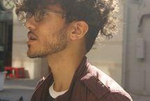 Curly boy