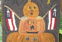 Rug Hooking / by Frances Howell