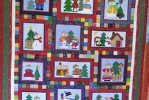 snowman collector quilt
