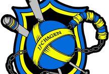 Jugger Team Logos / Logos von Juggerteams