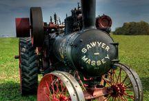 Retro Traktory