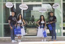 Eventos / Fotografías de los eventos realizados por Pilot Pen México o en los que hemos participado.