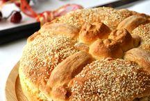 Ψωμιά-ζύμες / Ψωμιά-Ζύμες-Τυροπιτάκια