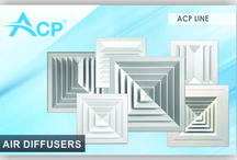 ACP Product Categories / ACP - Air Conditioning Products Srl. is one of the most important manufacturers of HVAC accessories and equipment from Romania. We provide our products both locally but also abroad with great success for more than 11 years due to our quality standards.