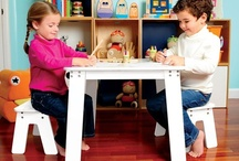 Kids Furniture / This innovation furniture, decor and more offer children of all ages playfully smart solutions to improving play at home.