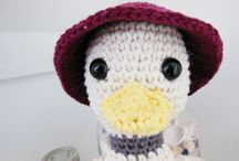 crochet and amigurumi by me / pretty and modern crochet projects