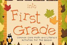 First Grade / by Clare Van Groll