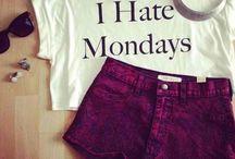 Fashion / Clothes I like