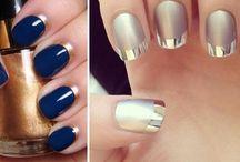 paznokcie nie tylko od swięta, nails from holidays / paznokcie, święta, Christmas, nails, kolor,