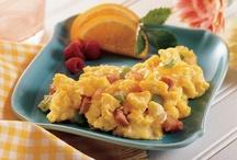 Breakfast ~ Eggs / by Susie Fairbanks