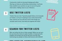 Twitter Tips for Bloggers & Entrepreneurs