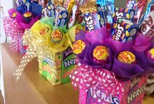 Lolly bouquet