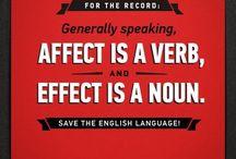 I love English / by Mystie Winckler