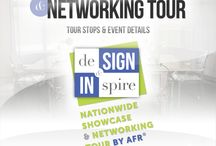 2013 AFR Showcase & Networking Tour / Design & Inspire