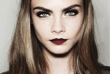 Make-up / Sminke, styling
