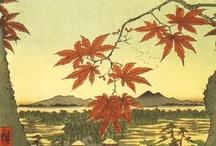 Artist: Utagawa Hiroshige / #japanese_prints #hirogishe #printmaking #artist #utagawa_hiroshige