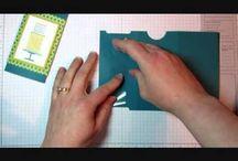 Slider Cards / Double slider card