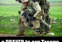 P4OT / Pray for our troops