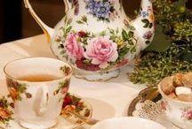 Chá Clássico (Classic Tea Time)