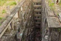 Abandoned Places / by Baby Waas