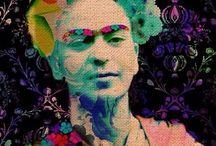 Frida Kahlo lovers