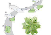 입체도형 종이접기