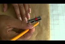 Tutorials & Info - Tracing & Marking