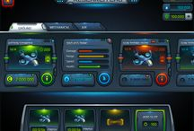 Game UI graphicsets
