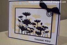 Papercraft - Thank You Cards
