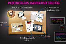 Diarios de aprendizaje y reflexiones finales Narrativa Digital (septiembre 2017)