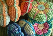 Crochet --  / by Susan Hodges