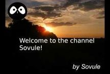 Sovule - nature videos / YouTube videos with nature sounds, birds, mix of sounds. All from Slovakia wildlife.