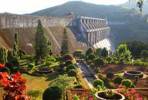 Visiting Kolab Dam Koraput