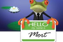 Mort's Profile - MortgageFlex / Mort is the MortgageFlex Mascot. He has been the star of our 2012 and 213 ad campaigns and continues to pop up.