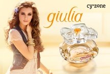 Giulia / Sella todos tus momentos románticos con un toque especial.  / by Cyzone