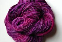Knitting inspiration / Inspiration from patterns, yarn, yarn making, etc