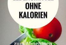 kalerienarme Lebensmittel