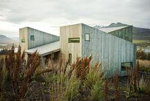 Eneboliger og rekkehus / Architecture