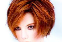 Волосы: стрижки, прически, окрашивание