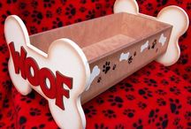 Woof! / DIY Pet Projects / by Melissa @ Back Roads Revival