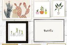 free printables wall decor